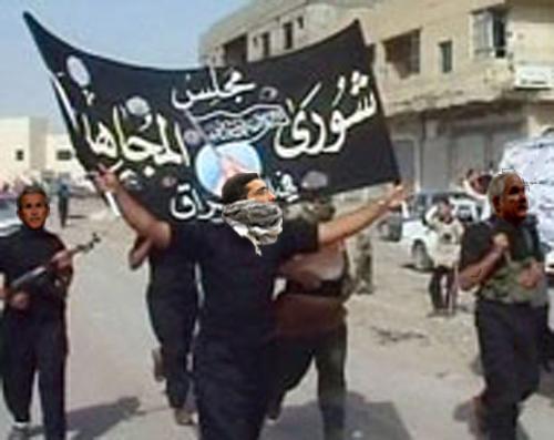 Bush joins Al-Qaeda...