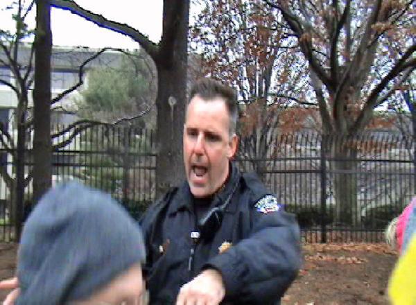 Cop Assaults Activi...