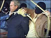G.W.Bush executed in...