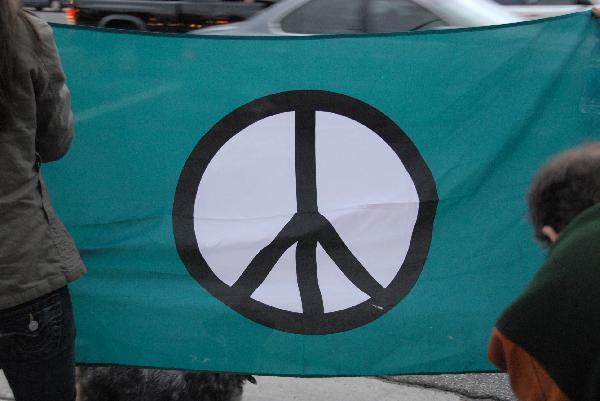 Peace Flag...