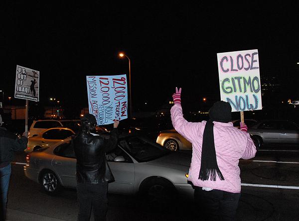 No to Gitmo #2...