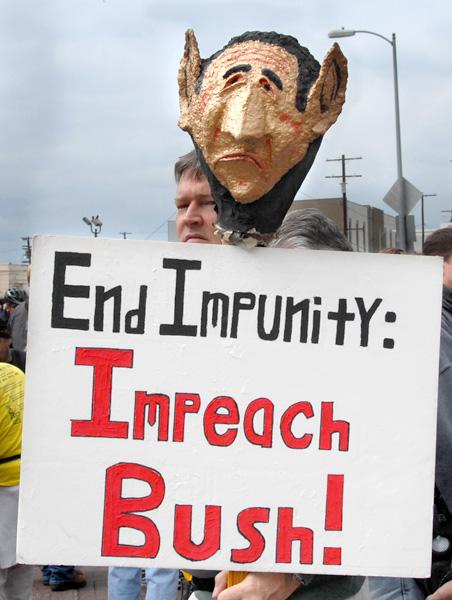 Impeach Bush...