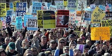 150,000 March Agains...