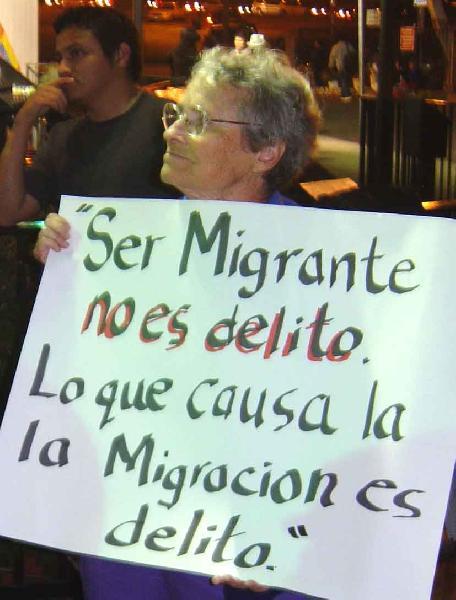 Ser Migrante No Es D...