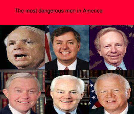 The most dangerous m...