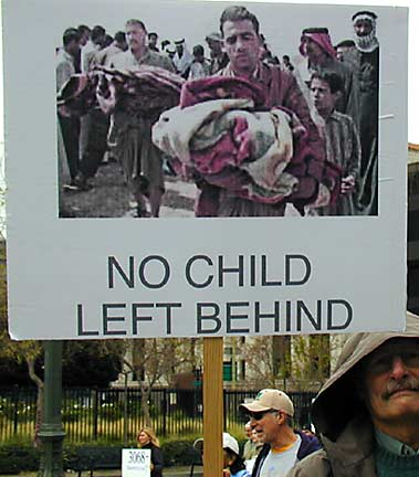 No child left behind...