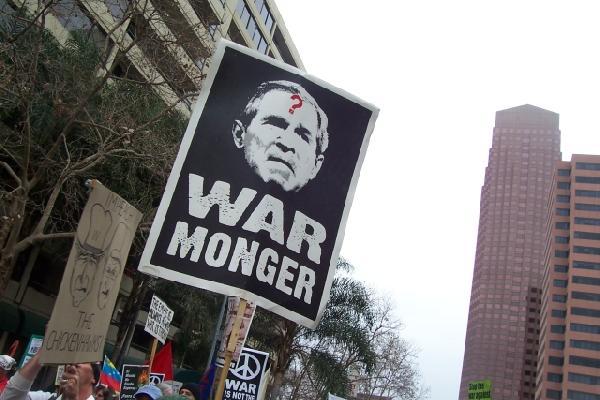 War Monger...
