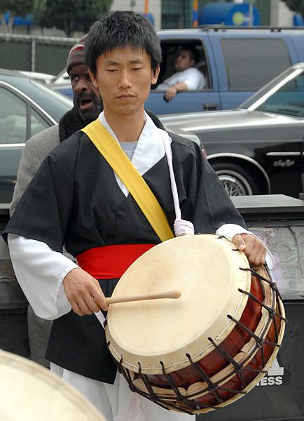 YKU Drummer...
