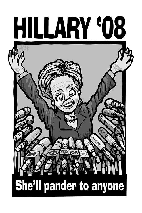 Hillary \'08: She\'l...