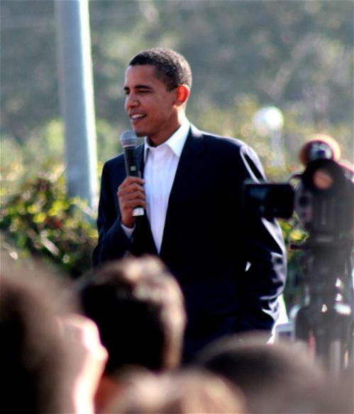 Obama '08...