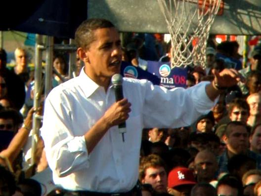 PHOTOS: Obama Rally...