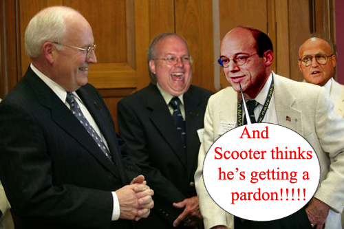 And Scooter thinks...