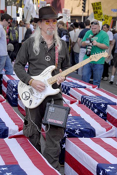 Guitarist...