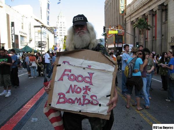 Dr John Food Not Bom...