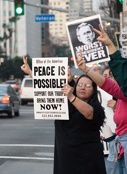 Peace is Possible!...