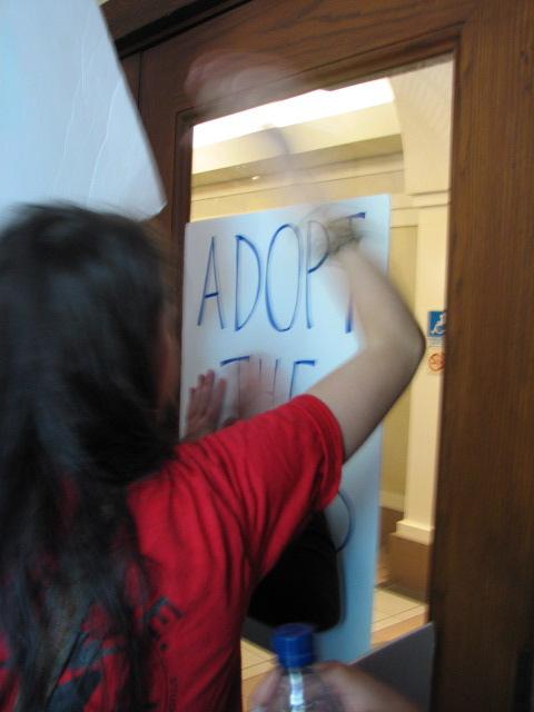 USC Student Activist...