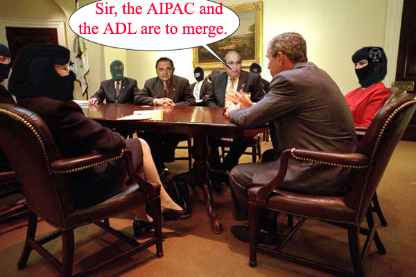 AIPAC and ADL to mer...