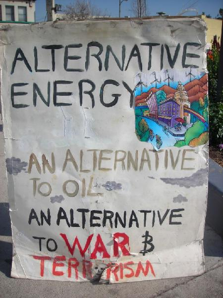 Alternative energy.....