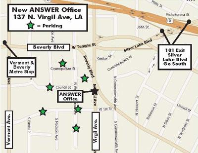 ANSWER's LA Office i...