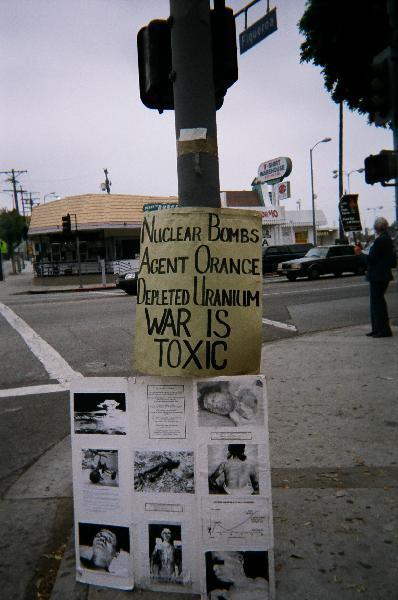 """""""War is toxic&q..."""