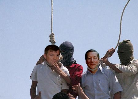War profiteers hung ...