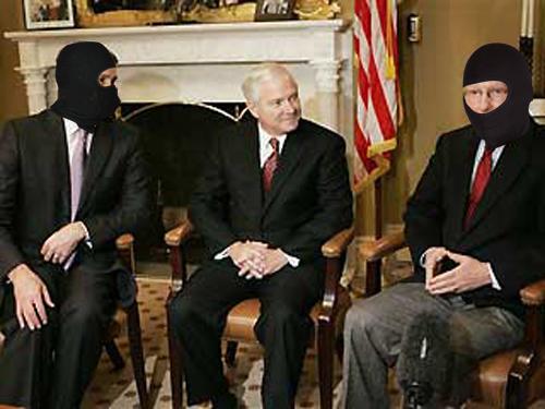 Gates meets AIPAC...