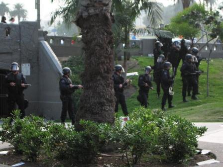 Police Terror in the...