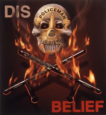 DENOUNCE POLICE REPR...