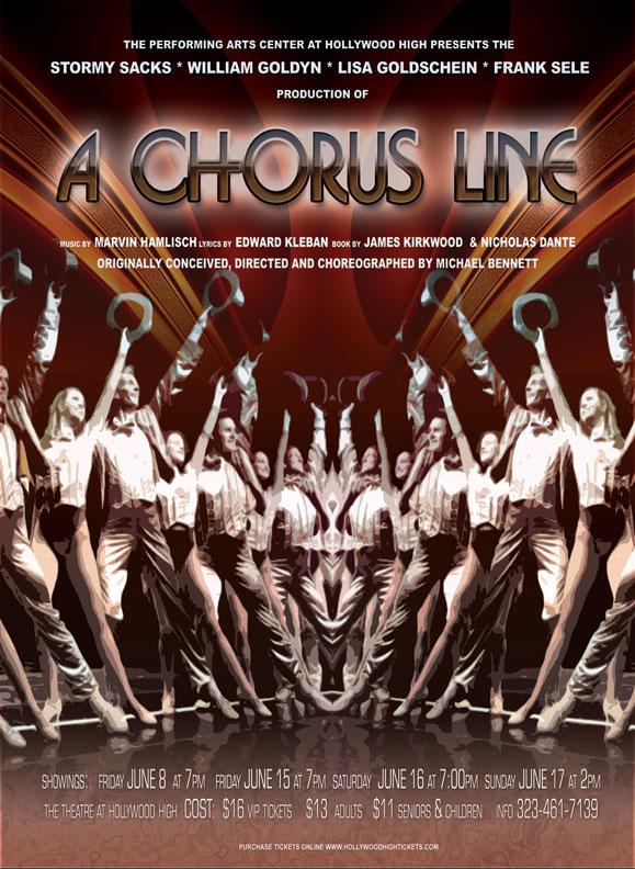 A Chorus Line Return...