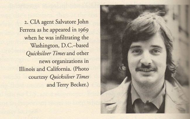 Quicksilver Times: a study in the infiltration and manipulation of