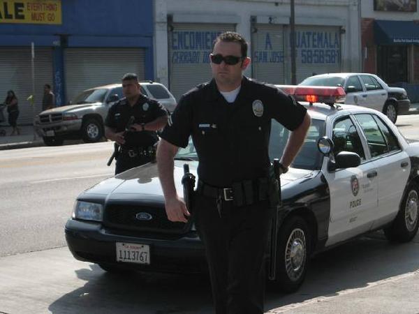 Officer Trugman (Ram...
