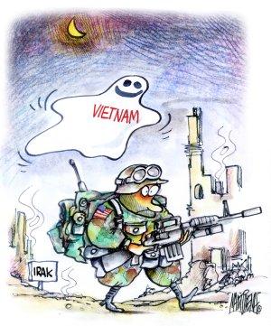 Irak...
