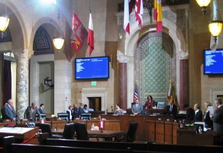 LA City Council reaf...