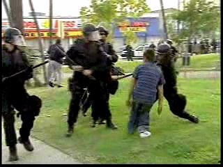 police beat kid 1...