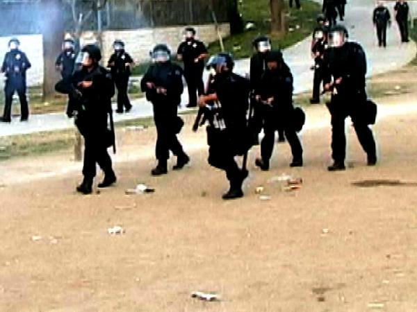 police reload...