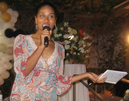 TU show Ashlee Love...