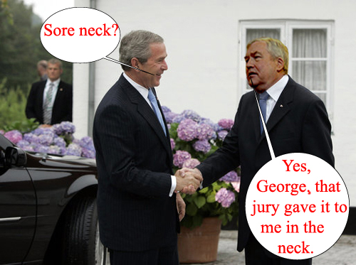 Black and Bush...