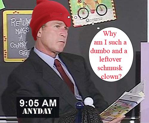 Bush Report card...