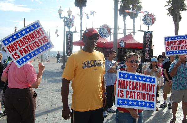 Unions for impeachme...
