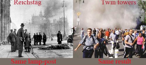 The same lamp post?...