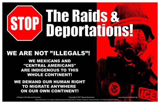 STOP the Raids and D...