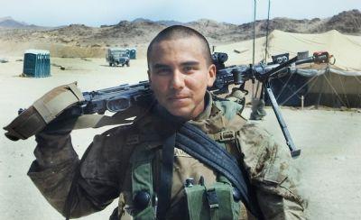 Marine Pfc. Rogelio ...