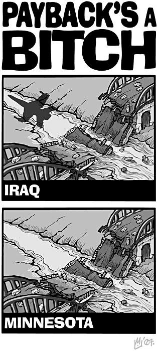 Editorial Cartoon by...