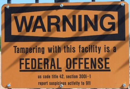federal crime: