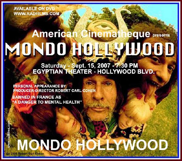 Mondo Hollywood Scre...