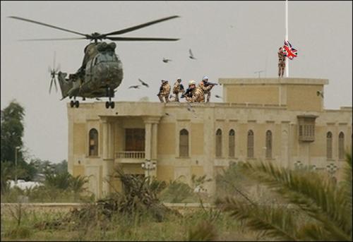 British surrender Ba...