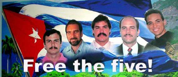 The Cuban Five: Impr...