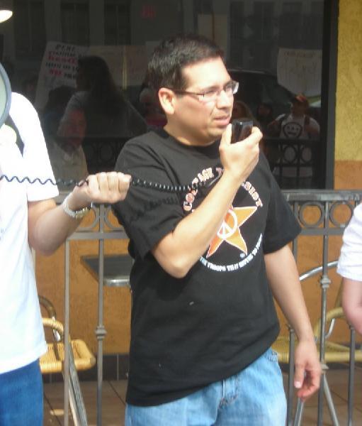 Agustin Aguayo...