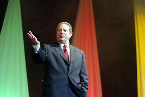 Al Gore Urges Mastur...