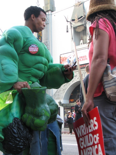 the hulk in solidari...